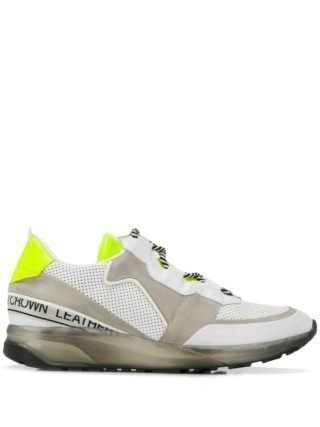 Leather Crown Maero sneakers - Wit