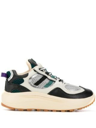 Eytys Jet Turbo sneakers met plateauzool (wit)