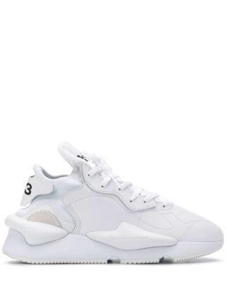 Y-3 Kaiwa chunky sneakers - White Black