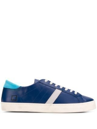 D.A.T.E. Low-top sneakers (blauw)