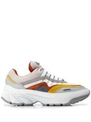 Axel Arigato Sneakers met panelen (wit)