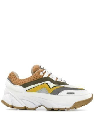 Axel Arigato chunky sole sneakers (bruin)