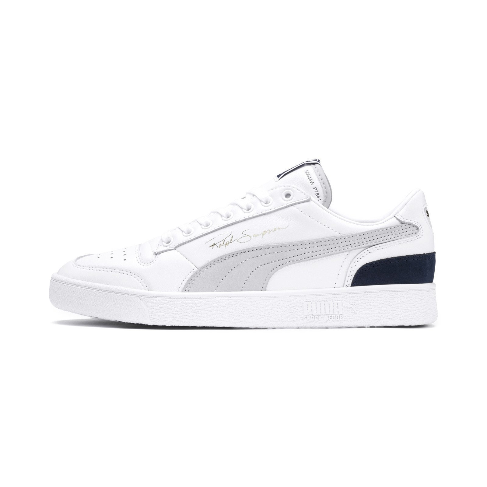Puma Ralph Sampson Low OG 'White' (370719-01)