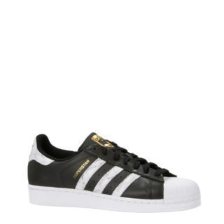 adidas originals Superstar sneakers (zwart)
