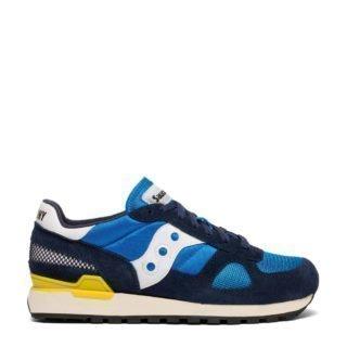 Saucony Shadow Original sneakers kobaltblauw/blauw/geel (blauw)
