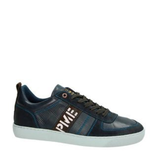PME Legend leren sneakers donkerblauw (blauw)