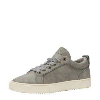 ESPRIT sneakers met glitters grijsgroen (groen)