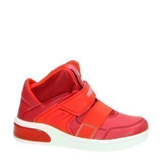 Geox sneakers Xled met lichteffect rood (rood)