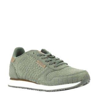 Woden Ydun sneakers (groen)