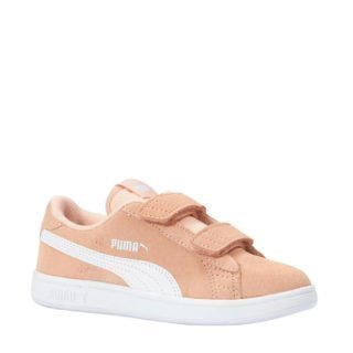 Puma Smash v2 SD V PS sneakers zalmroze (oranje)