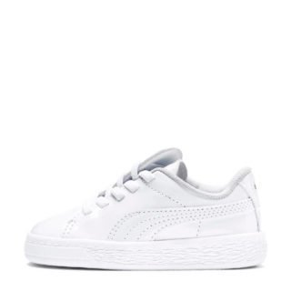 Puma Basket Crush Patent sneakers wit (wit)