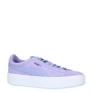 Puma Vikky Stacked SD sneakers paars (paars)