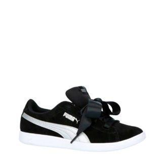 Puma Vikky Ribbon Jr sneakers (zwart)