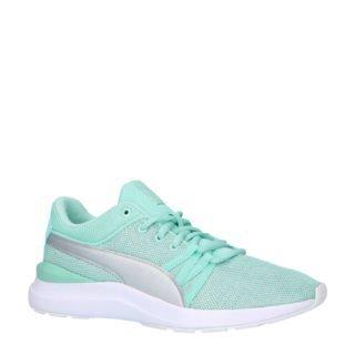 Puma Adela Spark Jr sneakers mintgroen/zilver (groen)