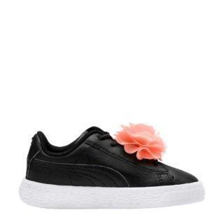 Puma Basket Flower AC PS sneakers zwart (zwart)