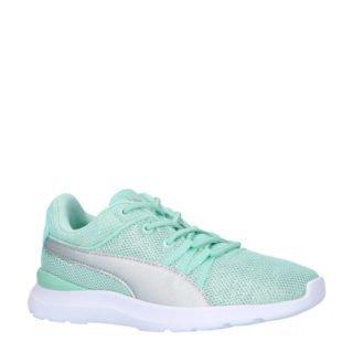 Puma Adela Spark AC PS sneakers mintgroen/zilver (groen)
