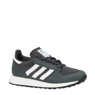 adidas originals Forest Grove J sneakers antraciet (grijs)