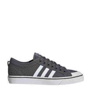 adidas originals Nizza sneakers antraciet (grijs)