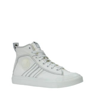 Diesel S-Astico Mid Lace sneakers wit (wit)