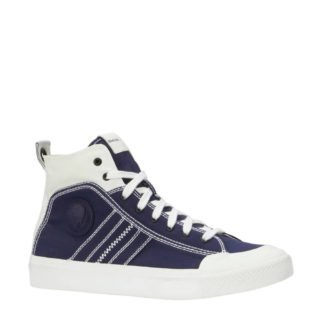 Diesel sneakers donkerblauw (blauw)