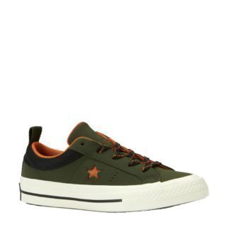 Converse ONE STAR OX sneakers (groen)