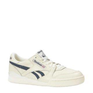 Reebok leren sneakers wit (wit)