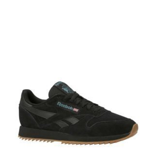 Reebok CL Leather MU sneakers zwart (zwart)