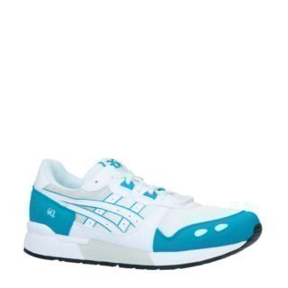 ASICS Gel-Lyte sneakers wit/turquoise (wit)