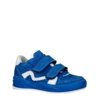 JOCHIE&FREAKS leren sneakers blauw (blauw)
