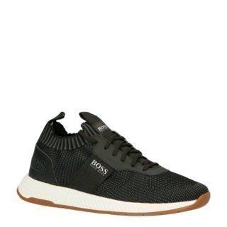 Boss Titanium Runn sneakers zwart (zwart)