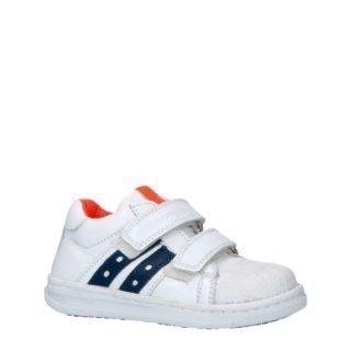 JOCHIE&FREAKS leren sneakers wit (wit)