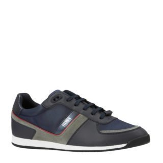 Boss Maze LOWP sneakers donkerblauw (blauw)