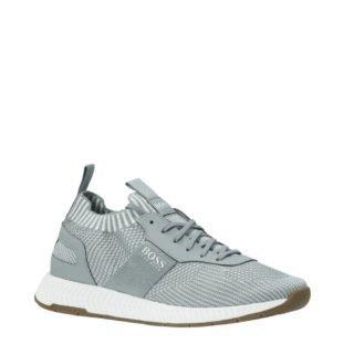Boss Titanium Runn sneakers grijs/wit (grijs)