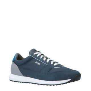 Boss sneakers blauw (blauw)