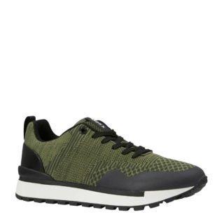 Mexx Briam sneakers olijfgroen (groen)