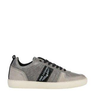 PME Legend Low sneaker Huston leren sneakers grijs (grijs)