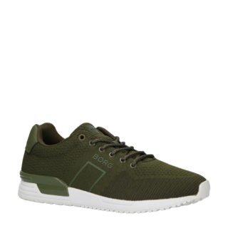 Björn Borg R107 LOW KNT M sneakers groen (groen)
