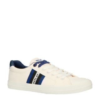 REPLAY Bryant sneakers wit/blauw (wit)
