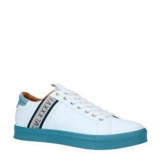 River Island sneakers wit/blauw (wit)