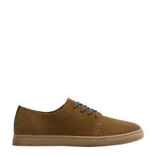 Mango Man suède sneakers bruin (bruin)