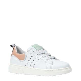 Clic CL-9754/E leren sneakers wit (wit)