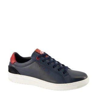 AM SHOE leren sneakers donkerblauw (blauw)