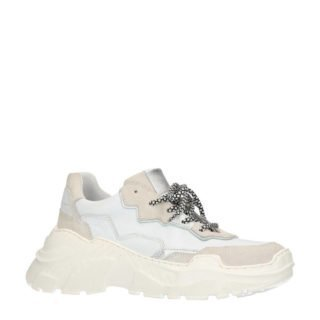 Sacha dad sneakers (wit)