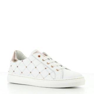 Develab leren sneakers wit (wit)