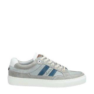 Australian Brindisi leren sneakers grijs (grijs)