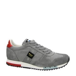 Blauer CW997 suède sneakers grijs (grijs)