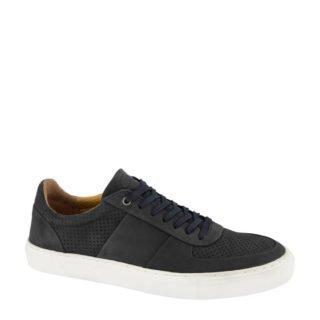 AM SHOE suède sneakers donkerblauw (blauw)