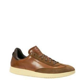 Cole Haan Grandpro Turf leren sneakers bruin (bruin)