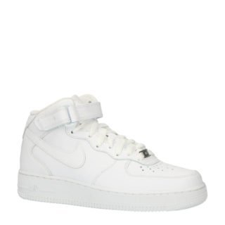 Nike Air Force 1 Mid '07 sneakers zwart (wit)