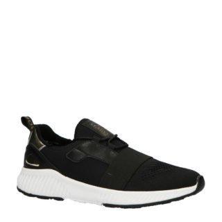 s.Oliver sneakers zwart/goud (zwart)